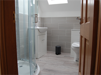 En Suite bathroom in Portpatrick