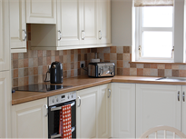 Holiday house in Portpatrick with self catering kitchen facilities
