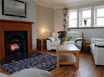 Lovely self catering accommodation with open fireplace