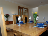 Dining room with all your kitchen and dining ware